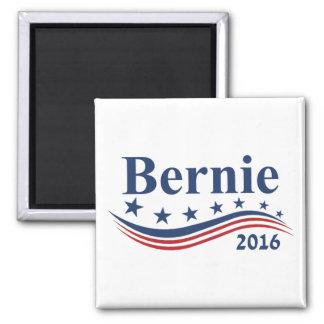 Bernie Sanders 2016 2 Inch Square Magnet