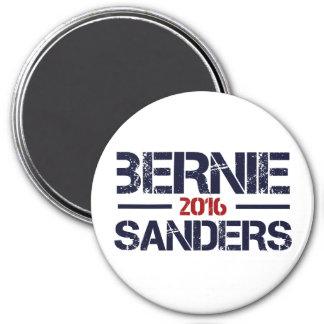 Bernie Sanders 2016 3 Inch Round Magnet