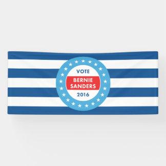 Bernie Sanders 2016 Banner