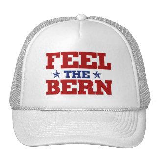 Bernie Sanders 2016 Bern baby Bern Trucker Hat