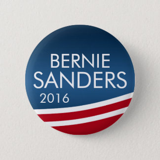 Bernie Sanders 2016 Button