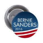 Bernie Sanders 2016 Button