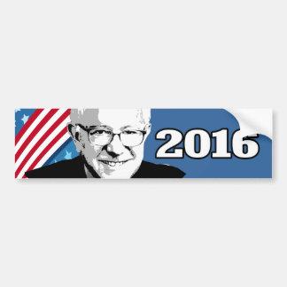 BERNIE SANDERS 2016 Candidate Car Bumper Sticker