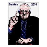 Bernie Sanders 2016 Card