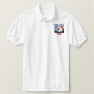Bernie Sanders 2016 Embroidered Shirt