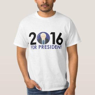 Bernie Sanders 2016 for president custom T-shirt