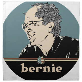 Bernie Sanders 2016 Napkin
