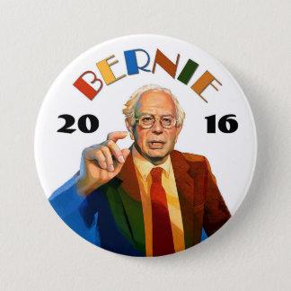 Bernie Sanders 2016 Pinback Button