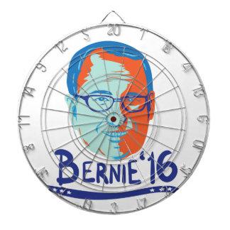 Bernie Sanders 2016 President Retro Dartboards