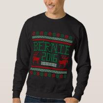Bernie Sanders 2016 President Ugly Holiday Sweater