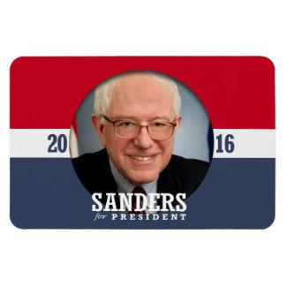 BERNIE SANDERS 2016 RECTANGULAR PHOTO MAGNET