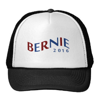 Bernie Sanders 2016 Red, White and Blue  T-Shirts Trucker Hat