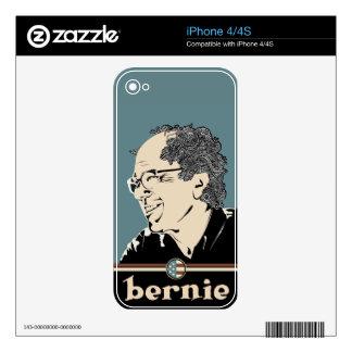 Bernie Sanders 2016 Skin For The iPhone 4