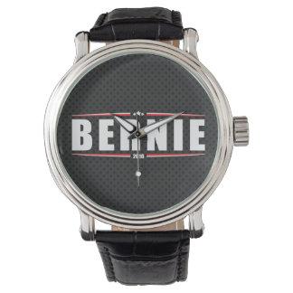 Bernie Sanders 2016 (Stars & Stripes - Black) Watch