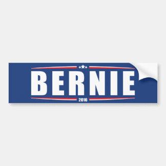 Bernie Sanders 2016 (Stars & Stripes - Blue) Bumper Sticker