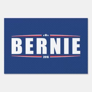 Bernie Sanders 2016 (Stars & Stripes - Blue) Signs