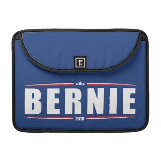 Bernie Sanders 2016 (Stars & Stripes - Blue) Sleeve For MacBooks