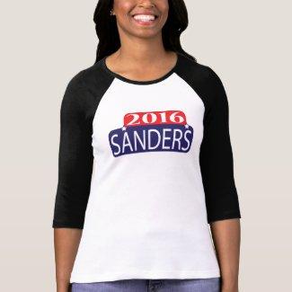 Bernie Sanders 2016 Tee Shirts
