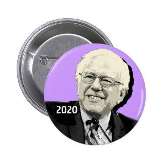 Bernie Sanders 2020 change badge Button