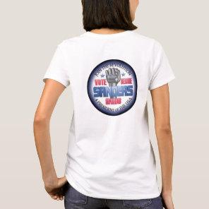 Bernie Sanders 4 President Political Revolution T-Shirt