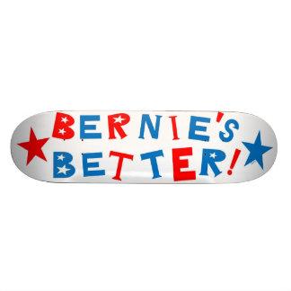 Bernie Sanders, 8&1/2 Skate Board no wheels