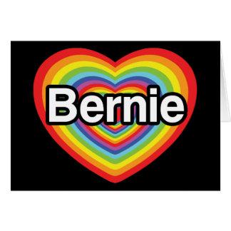 Bernie Sanders Card