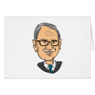 Bernie Sanders Caricature Card