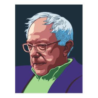 Bernie Sanders -col Postcard
