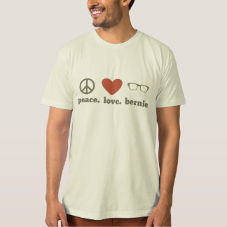 Bernie Sanders Election Swag T-Shirt