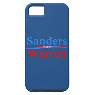 BERNIE SANDERS - ELIZABETH WARREN 2016 PRESIDENT iPhone SE/5/5s CASE