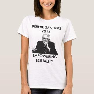 Bernie Sanders Empowering Equality T-Shirt