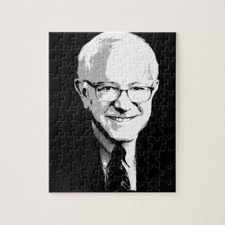 Bernie Sanders Face Jigsaw Puzzle