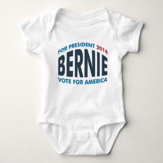 Bernie Sanders For America Baby Bodysuit