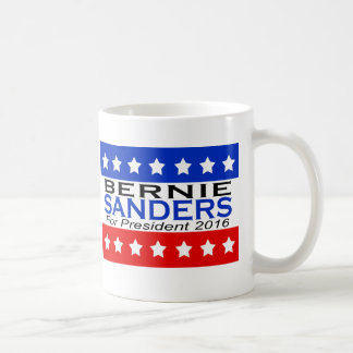 Bernie Sanders for President 2016 Campaign Coffee Mug