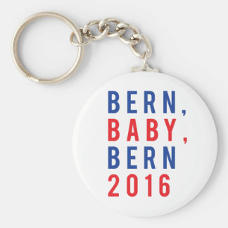 Bernie Sanders for President 2016 Election Basic Round Button Keychain