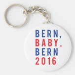 Bernie Sanders for President 2016 Election Keychain