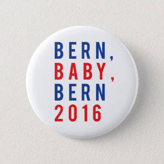 Bernie Sanders for President 2016 Election Pinback Button