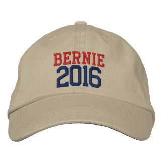 Bernie Sanders for President 2016 Embroidered Baseball Hat