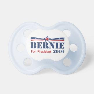 Bernie Sanders For President 2016 Pacifier