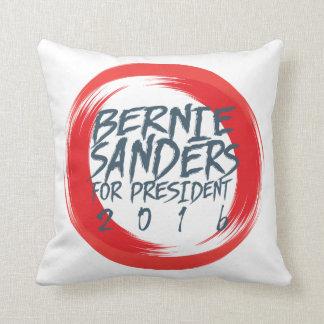 Bernie Sanders for president 2016 Pillows