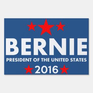 Bernie Sanders For President 2016 Sign
