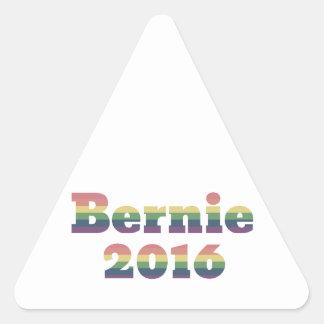 Bernie Sanders for President 2016 Triangle Sticker