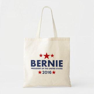 Bernie Sanders For President 2016 Tote Bag