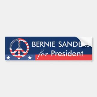 Bernie Sanders for President Car Bumper Sticker