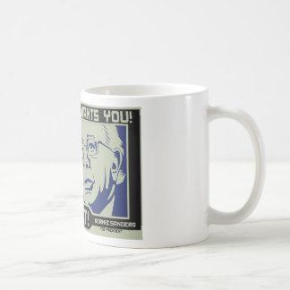 Bernie Sanders for President Coffee Mug