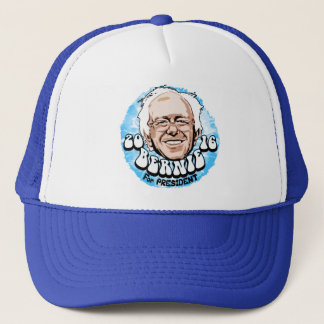 Bernie Sanders for President Election 2016 Trucker Hat