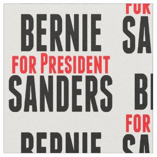Bernie Sanders For President Fabric