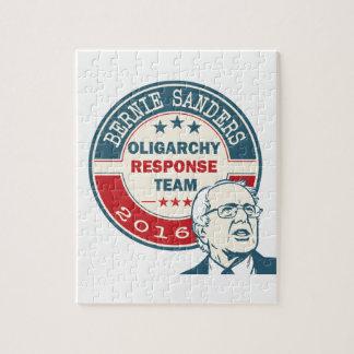 Bernie Sanders for President Jigsaw Puzzle