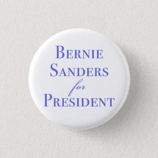 Bernie Sanders for President Pinback Button