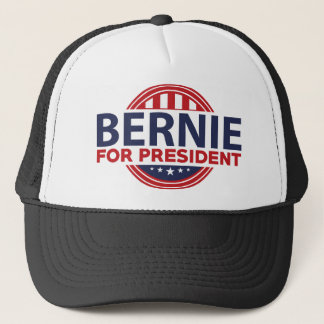 Bernie Sanders For President Trucker Hat